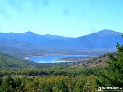 Sabinar y Valle de Lozoya; rutas senderismo españa verano evento vacaciones semana santa senderismo